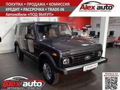 Томск 4x4 2131 Нива 2014