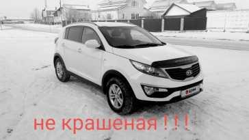 Барнаул Sportage 2012