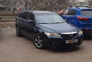 Тула Mazda6 2005