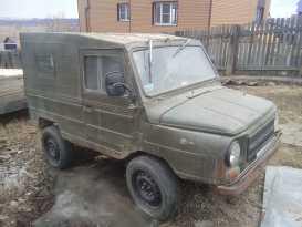Мамоны ЛуАЗ-969 1990