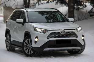 Томск Toyota RAV4 2019