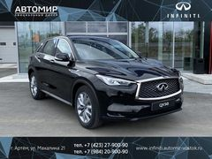 Владивосток Infiniti QX50 2021