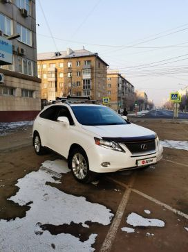 Красноярск RX450h 2011