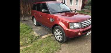 Губкинский Range Rover Sport