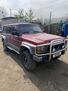 Владивосток Patrol 1995