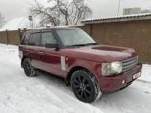 Воронеж Range Rover 2005