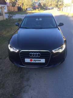 Екатеринбург Audi A6 2014