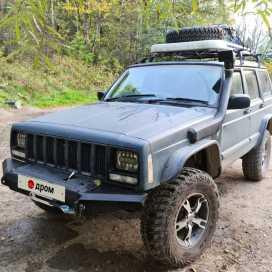 Владивосток Cherokee 1994