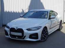 Москва BMW 4-Series 2021