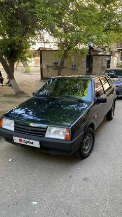 Махачкала Лада 2109 2002