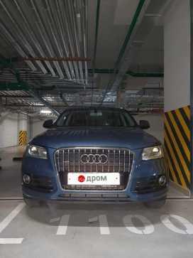Москва Audi Q5 2016