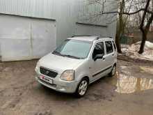 Москва Wagon R Plus 2003