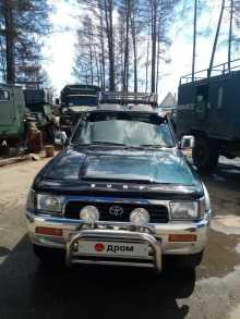 Северобайкальск Hilux Surf 1987