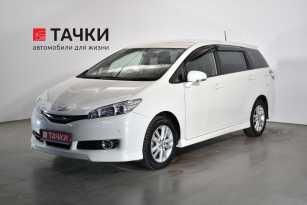 Иркутск Toyota Wish 2015