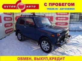 Хабаровск 4x4 2121 Нива 2011