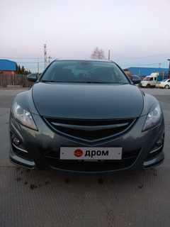 Междуреченский Mazda6 2012