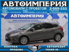 Красноярск Focus 2012