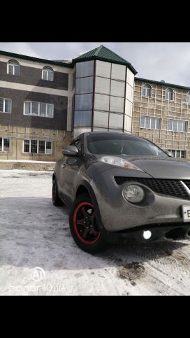 Якутск Nissan Juke 2010