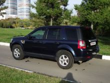 Москва Freelander 2007