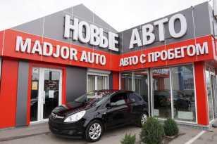 Краснодар Opel Corsa 2008