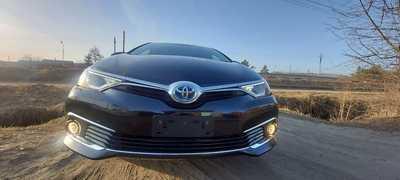 Чита Toyota Auris 2016