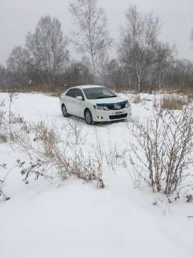 Хабаровск Toyota Allion 2007