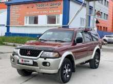 Нижневартовск Pajero Sport 2001