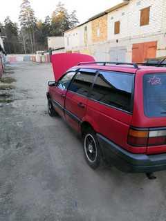 Заречный Passat 1992