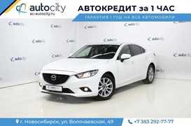 Новосибирск Mazda Mazda6 2015