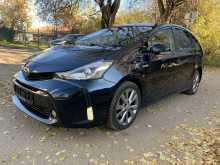Москва Prius Plus 2016