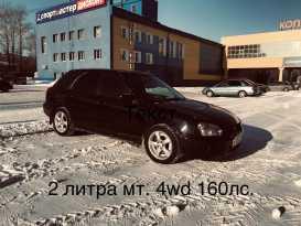 Челябинск Impreza 2003