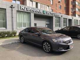 Челябинск Accord 2013