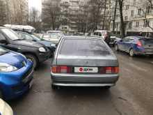 Москва 2113 Самара 2008
