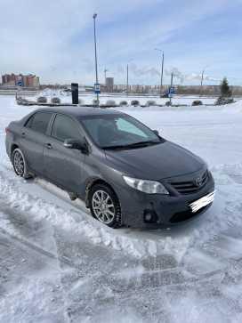 Оренбург Corolla 2011