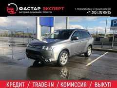 Новосибирск Outlander 2012