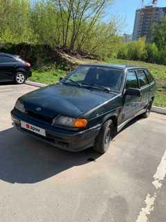 Брянск 2114 Самара 2006