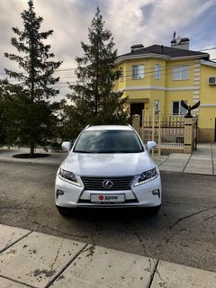 Омск Lexus RX270 2015