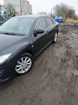 Алатырь Mazda6 2012