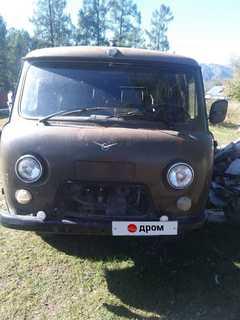 Усть-Кокса Буханка 2001