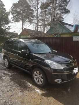 Красноярск C-Crosser 2012