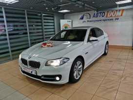 Петрозаводск BMW 5-Series 2014
