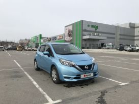 Хабаровск Nissan Note 2017