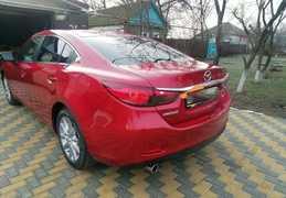 Грачёвка Mazda6 2014
