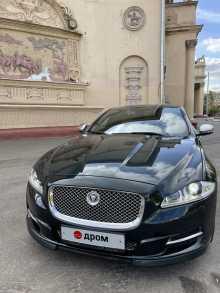 Москва Jaguar XJ 2013