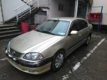 Сочи Avensis 2001