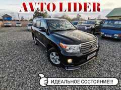 Белогорск Land Cruiser 2012