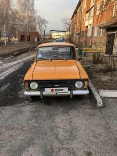 Кемерово 412 1985