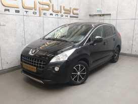 Красноярск Peugeot 3008 2012