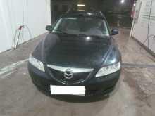 Зубцов Mazda6 2005