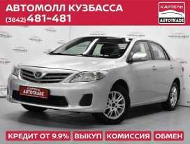 Кемерово Corolla 2011